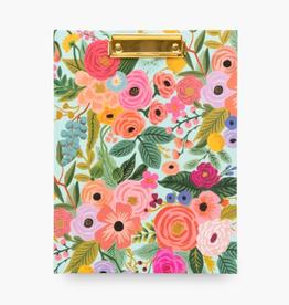 RIFLE PAPER Clipfolio Notebook