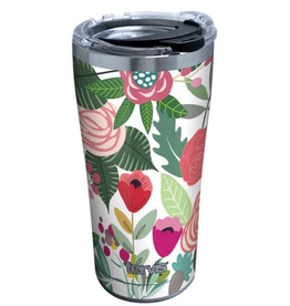 TERVIS TUMBLER 20oz Tumbler Stainless Steel Budding Bliss
