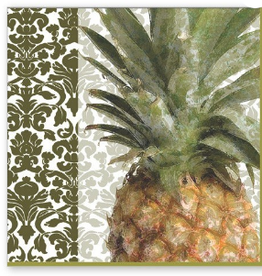 Cocktail Napkins Exotic Pineapple