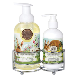 MICHEL DESIGN WORKS Hand Care Caddy-Bunny Hollow