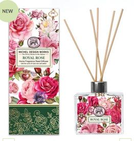 MICHEL DESIGN WORKS Home Fragrance Reed Diffuser Royal Rose