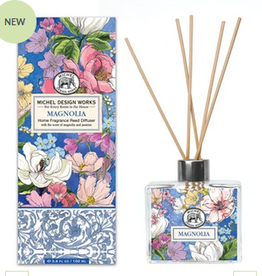 MICHEL DESIGN WORKS Home Fragrance Reed Diffuser Magnolia