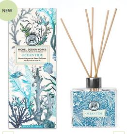 MICHEL DESIGN WORKS Home Fragrance Reed Diffuser Ocean Tide