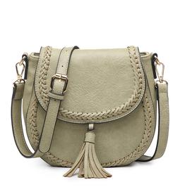 JEN & CO. Crossbody Saddle Bag Penelope