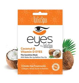 TO GO SPA Coconut + Vitamin D Eyes