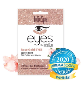 TO GO SPA Rose Gold Eyes