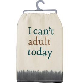 Dish Towel Can't Adult