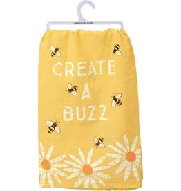 Dish Towel Create a Buzz
