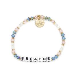 LITTLE WORDS PROJECT Bracelet Beaded Breathe