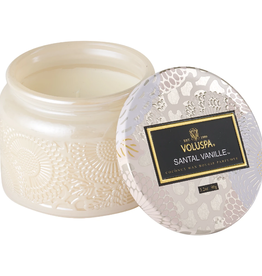 VOLUSPA Petite Jar Candle 3.2 oz Santal Vanille
