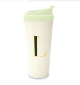Initial Thermal Mug, L