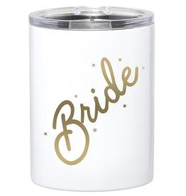 Tumbler 12 oz SS Bride