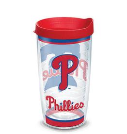 TERVIS TUMBLER 16oz Tumbler MLB Phillies Tradition Wrap