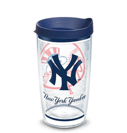 TERVIS TUMBLER 16 oz Tumbler MLB NYC Yankees Tradition