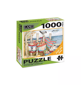 LANG COMPANIES Sand Buckets 1000 Piece Puzzle