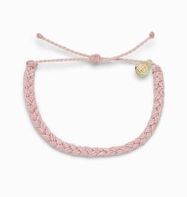 PURA VIDA Braided Bracelet Baby Pink