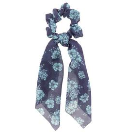 KARMA Hair Scarves Blue Floral