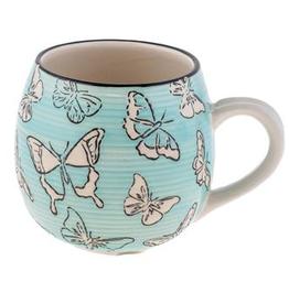 KARMA Fiona Mug Butterfly