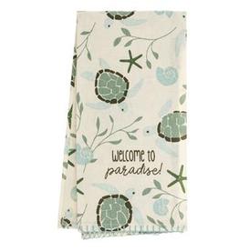 KARMA Fiona Tea Towel Sea Turtle