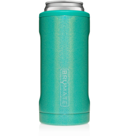 BRUMATE LLC Hopsulator Slim | Glitter Peacock 12oz