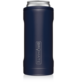 BRUMATE LLC Hopsulator Slim | Matte Navy 12oz