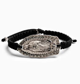 MY SAINT MY HERO MOTHERLY LOVE OUR LADY OF GUADALUPE BRACELET