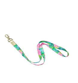 LILLY PULITZER Lanyard It Was All A Dream