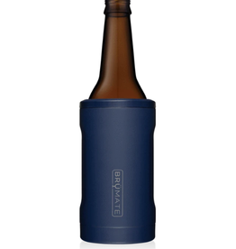 BRUMATE LLC Hopsulator Bott'l  Navy 12 oz Bottle