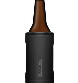 BRUMATE LLC Hopsulator Bottle Matte Black 12 oz Bottle