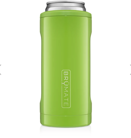 BRUMATE LLC Hopsulator Slim Electric Green 12 oz