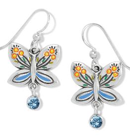 BRIGHTON Garden Wings French Wire Earrings