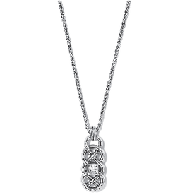 BRIGHTON Interlok Lustre Necklace