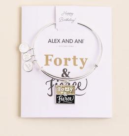 ALEX AND ANI Celebrate, Forty & Fierce EWB, SS