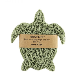 SEA LARK ENTERPRISES Sea Turtle Soap Lift Sage