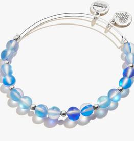 ALEX AND ANI Seaglass, Nautical Blue Beaded EWB, RS