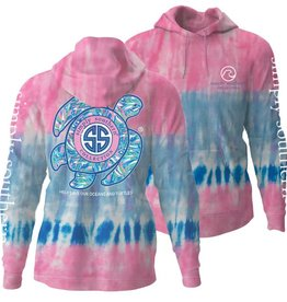 SIMPLY SOUTHERN Hoodie Turtle Candy