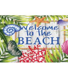 Mailbox Cover Beach Welcome