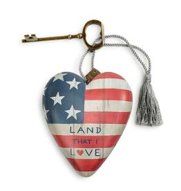 Art Heart Land That I Love