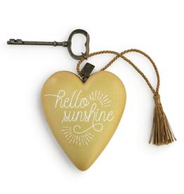 Art Heart Hello Sunshine