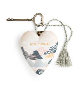 Art Heart Never Stop Exploring