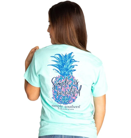 SIMPLY SOUTHERN Simple is Beautiful SS Tee Shirt