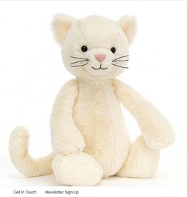 JELLYCAT INC. Bashful Cream Kitten Medium