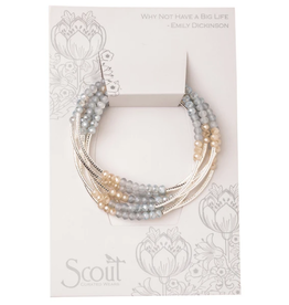 SCOUT CURATED WEARS Scout Wrap Mist Combo/Silver