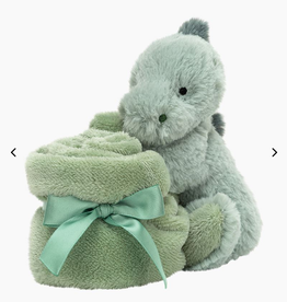 JELLYCAT INC. Bashful Dino Soother