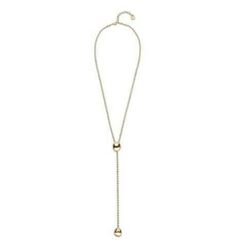 UNO DE 50 Lonely Planet Necklace Gold
