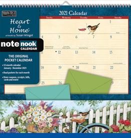 LANG COMPANIES Note Nook Heart & Home 2022