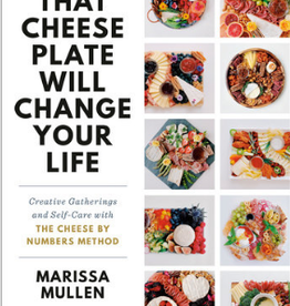 PENGUIN RANDOM HOUSE The Cheese Plate That Will Change Your Life Book