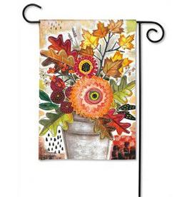 Fall Snippets Garden Flag