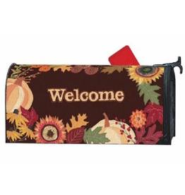 Autumn Splendor Mailwrap