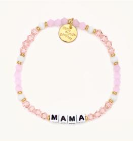 LITTLE WORDS PROJECT Beaded Bracelet Mama Rose